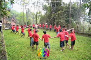 outbound team building 40