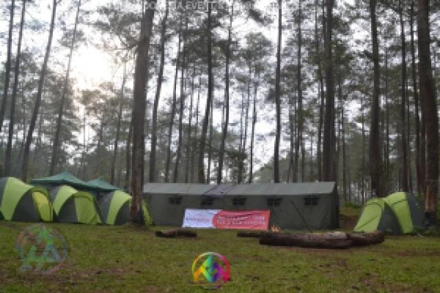 camping glamour eka surya group 16
